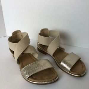 Whitemt Strapped Sandals. Size 5-1/2